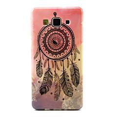 Til Samsung Galaxy etui Etuier Mønster Bagcover Etui Drømme fanger TPU for Samsung Galaxy A5 A3