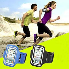 Недорогие Универсальные чехлы и сумочки-Кейс для Назначение iPhone 6s Plus iPhone 6 Plus С ремешком на руку Мягкий Углеродное волокно для