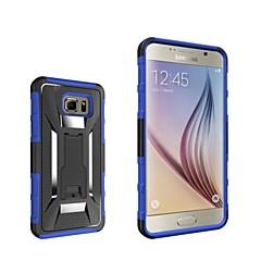 Для Samsung Galaxy Note со стендом Кейс для Задняя крышка Кейс для Армированный PC Samsung Note 5