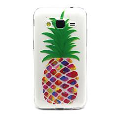 halpa Muut Samsung kotelot / kuoret-Varten Samsung Galaxy kotelo Kuvio Etui Takakuori Etui Hedelmä TPU Samsung Core