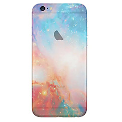 voordelige iPhone 7 hoesjes-hoesje Voor Apple iPhone 8 iPhone 8 Plus iPhone 6 iPhone 6 Plus Doorzichtig Achterkant Landschap Zacht TPU voor iPhone 8 Plus iPhone 8