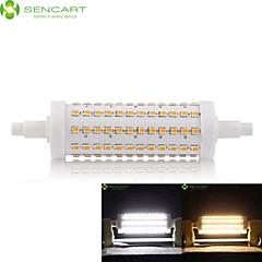 preiswerte LED-Birnen-900-1200lm R7S LED Mais-Birnen Eingebauter Retrofit 108 LED-Perlen SMD 2835 Abblendbar Warmes Weiß / Kühles Weiß 85-265V / 1 Stück