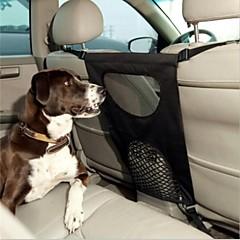 お買い得  犬用品&グルーミング用品-犬 シートカバー ペット用 キャリア 折り畳み式 ソリッド ブラック