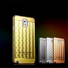Для Samsung Galaxy Note Защита от удара Кейс для Задняя крышка Кейс для Геометрический рисунок Акрил SamsungNote 5 / Note 4 / Note 3 /