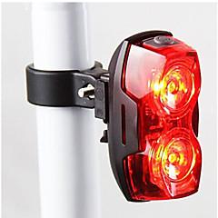 Kerékpár világítás / Kerékpár hátsó lámpa / biztonsági világítás LED - Kerékpározás Vízálló / Könnyű / Melegítő AAA 400 Lumen Akkumulátor