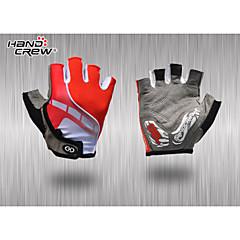 Handcrew® Rękawiczki sportowe Rękawiczki rowerowe Odblaskowy Oddychający Wearproof Odporny na wstrząsy Odprowadzające wilgoć Wysoka
