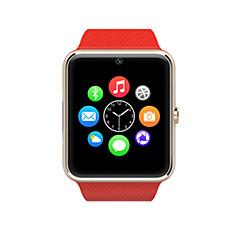 Χαμηλού Κόστους -νέο έξυπνο ρολόι ρολόι κινητό τηλέφωνο με Bluetooth gt08 v3.0 ξυπνητήρι / μικρο-γράμματα / χρονόμετρο / υπολογιστή