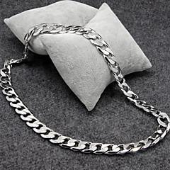preiswerte Halsketten-Herrn Ketten - vergoldet Modische Halsketten Schmuck Für Hochzeit, Party, Alltag