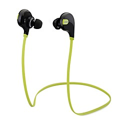 Bluetooth 4.0 Wireless Sport Headphones  Gym Exercise Bluetooth Headsets with Microphone