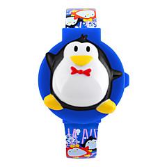 preiswerte Tolle Angebote auf Uhren-digital Armbanduhr PU Band Charme / Modisch Blau / Rot / Rosa / Lila / Rose