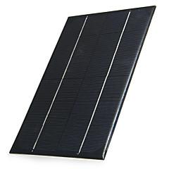tanie Banki energii-Wyjście 6V 4.2w krzem polikrystaliczny panel słoneczny dla diy