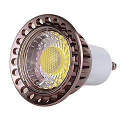 ywxlight® 7w gu10 οδήγησε προβολέας mr16 1 στέλεχος 500-600 lm ζεστό λευκό κρύο λευκό dimmable διακοσμητικό ac 220-240 ac 110-130 v 1pc