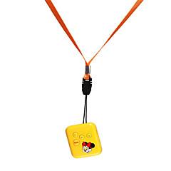 jm07 muoti kaksisuuntainen mini gps henkilökohtainen paikannin Tracker GPS-satelliittipaikannus jäljittää lapsille eleder lemmikkejä auto