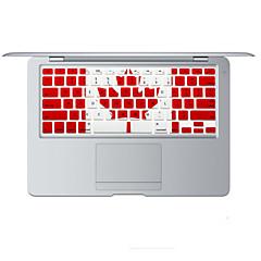 お買い得  MAC 用キーボード カバー-MacBook Airの13.3のためのカナダの旗のデザインシリコーンキーボードカバー皮、網膜13 15 17私たちのレイアウトでのMacBook Pro