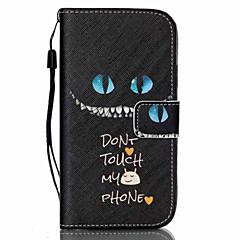 Na Samsung Galaxy Etui Etui na karty / Portfel / Z podpórką / Flip Kılıf Futerał Kılıf Kreskówka Skóra PU SamsungS6 edge plus / S6 edge /