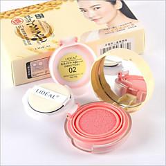 voordelige -3 Blush Droog Poeder Gekleurde Lipgloss Vochtigheid Olie-regulering Langdurig Concealer Oneffen huidtint Naturel Poriënverkleinend