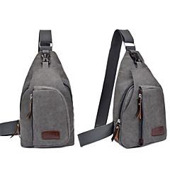 Τσάντα ώμου Τσάντα στήθους για Ψάρεμα Παραλία Κατασκήνωση & Πεζοπορία Geantă Sport Φοριέται Πολυλειτουργικό Τσάντα για τρέξιμο 10-20 AILE