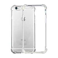 Per iPhone X iPhone 8 iPhone 8 Plus iPhone 6 iPhone 6 Plus Custodie cover Resistente agli urti Transparente Custodia posteriore Custodia