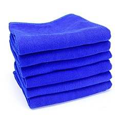 ZIQIAO Microfiber Car Cleaning Cloth Wash Towel Products Dust Tools(30*70CM)