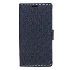 πορτοφόλι μοτίβο PU δέρμα κάλυψης περίπτωσης με βάση και υποδοχή κάρτας για HTC One x9 (διάφορα χρώματα)
