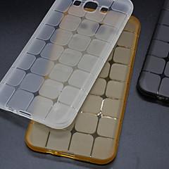 お買い得  Samsung その他の機種用ケース/カバー-ケース 用途 Samsung Galaxy Samsung Galaxy ケース クリア バックカバー 幾何学模様 TPU のために Grand Prime Grand Neo Grand 2 E7 E5 Core Prime