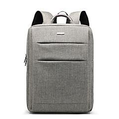 맥북 / 델 / HP 등을위한 15.6 인치 방수 남여 노트북 배낭 배낭 배낭 여행 배낭 학교 가방