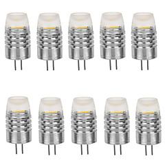 G4 LED Corn Lights T 1 COB 160-190 lm Warm White Cold White 2800-3000/6000-6500 K Decorative DC 12 V