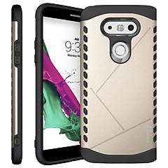 Voor LG hoesje Schokbestendig hoesje Achterkantje hoesje Pantser Hard PC LG LG G5 / LG G4