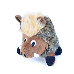 お買い得  犬用おもちゃ-ぬいぐるみ キーッ 豚 豚 繊維 用途 ネコ 犬