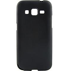 お買い得  Samsung その他の機種用ケース/カバー-ケース 用途 Samsung Galaxy Samsung Galaxy ケース 耐衝撃 バックカバー 純色 TPU のために Core Prime