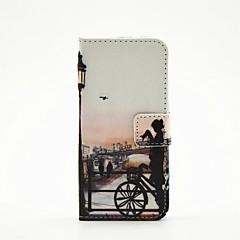 Για Θήκη iPhone 7 / Θήκη iPhone 7 Plus / Θήκη iPhone 6 / Θήκη iPhone 6 Plus / Θήκη iPhone 5Θήκη καρτών / Πορτοφόλι / με βάση στήριξης /