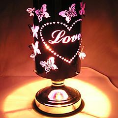 2016 nowa kutego żelaza kolorowe liście aromaterapia piec indukcyjny lampy led lampka nocna dla dzieci pokojowej dekoracji domu