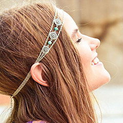 Dagelijks / Causaal-Haarbanden(Legering,Zilver)