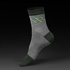 男性用 靴下 高通気性 モイスチャーコントロール 低摩擦-1ペア