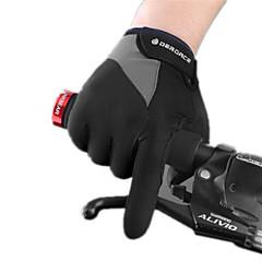 MYSENLAN® Szabadidős/Sport kesztyűk Női / Férfi Kerékpáros kesztyűk Tavasz / Nyár / Ősz Kerékpáros kesztyűkMelegen tartani / Csúszásgátló