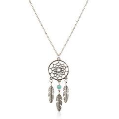 preiswerte Halsketten-Damen Statement Ketten / Perlenkette - Perle Europäisch, Modisch, nette Art Silber Modische Halsketten Für Party