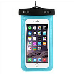 Στεγνό Κουτιά Στεγανές Τσάντες Κινητό τηλέφωνο Αδιάβροχο Καταδύσεις & Κολύμπι με Αναπνευστήρα PVC Κίτρινο Πράσινο Μπλε Μωβ Μαύρο Λευκή
