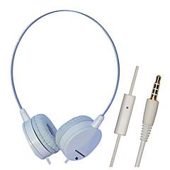 3,5 mm-es csatlakozó vezetékes fejhallgató (fejpánt) média lejátszó / tabletta   mobiltelefon   számítógépen