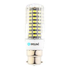 preiswerte LED-Birnen-9W 800 lm B22 LED Mais-Birnen T 80 Leds SMD Warmes Weiß Kühles Weiß Wechselstrom 220-240V