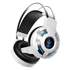 3.5mm słuchawki przewodowe (pałąk) dla komputera