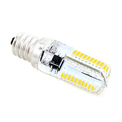 お買い得  LED 電球-5 W 400-450 lm E12 LEDコーン型電球 T 80 LEDビーズ SMD 3014 温白色 / クールホワイト 220-240 V / 1個