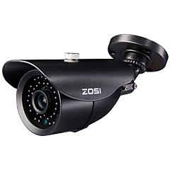 """olcso CCTV rendszerek-zosi® 1000tvl 1/3 """"CMOS IR kamera kültéri Zárás mód kamera 42 led éjjellátó 120láb"""