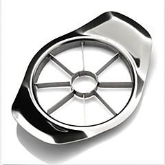 1 db Cutter & Slicer For Gyümölcs Rozsdamentes acél Jó minőség / Kreatív Konyha Gadget