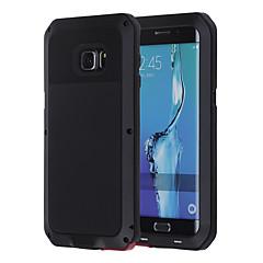 Mert Samsung Galaxy tok Ütésálló / Vízálló Case Teljes védelem Case Páncél Fém Samsung S6 edge plus / S6 edge