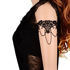 Damskie Biżuteria Bransoletka na ramię Łańcuch nadwozia / Belly Chain Sexy Koronka Biżuteria Na Codzienny Casual
