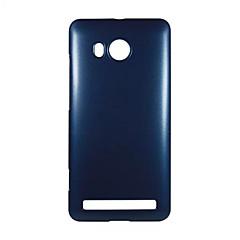 お買い得  その他のケース-生体内xshot電話のハードシェルのための高品質なメタリック塗装カバーケース