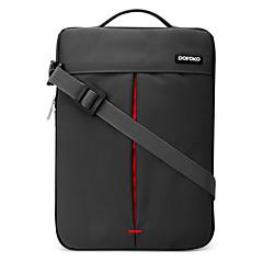 pofoko® 11/13 inch oxford szövet laptop tok piros / szürke / khaki