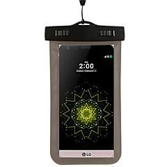Недорогие Универсальные чехлы и сумочки-Кейс для Назначение универсальный / LG K8 / LG G4 Водонепроницаемый Мешочек другое Мягкий ПК для LG G4 Stylus / LS770