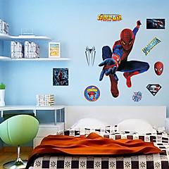 카툰 / 정물화 / 패션 / 레져 벽 스티커 플레인 월스티커,PVC 90*60*0.1