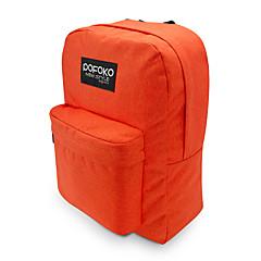 preiswerte Laptop Taschen-pofoko® 15,6 Zoll wasserdichten Laptoprucksack rosa / rot / orange